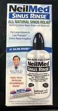 NEILMED SINUS RINSE Professional Sample Starter Kit NEW Sealed NIB nasal netipot