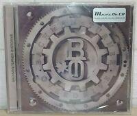 BACHMAN TURNER OVERDRIVE - SAME - SELF TITLED - S/T - MUSIC ON CD - CD