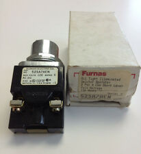 Siemens Furnas 52SA7AEN Oil Tight  Illuminated Selector Operator 2 Pos A Cam