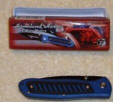 Frost Cutlery Police Sheriff Lock Blade Knife 4.5 See My Other Great Knives Too!