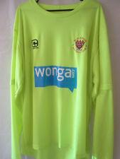 Blackpool 2010-2011 Football Goalkeeper Shirt Size XXL  /11083