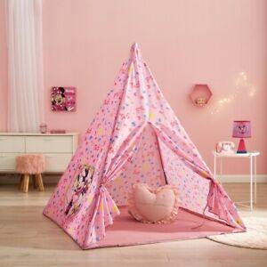 "DISNEY JUNIOR JUMBO Kids Play Tent for ages 3-8 56""H X 50""W X 50"" DEEP w window!"