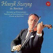 Henryk Szeryng - Hanryk Szheryng In Recital [New CD] Ltd Ed, Japan - Import