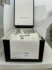 GUCCI Men's Ace embroidered sneaker Size 5+