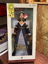 Renaissance Princess Barbie - Sealed - #G5860 - Pink Label - Dolls of the World