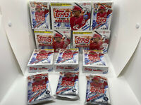 ⚾️ 2021 Topps Series 1 Baseball Mega Blaster Hanger Box Fat Pack CHOOSE Quantity