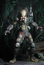 Predator 30th Anniversary Jungle Hunter Unmasked NECA Action Figure Window Boxed