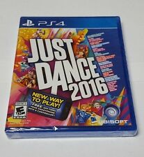 Just Dance 2016 (Sony PlayStation 4, 2015)