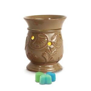 SALE ITEM-Morning Glory Electric wax burner(warmer) + light & Summer scents