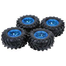 HPI Kyosho RC Model Car Part 4Pcs/Set 1/10 Monster Truck Tire Tyres