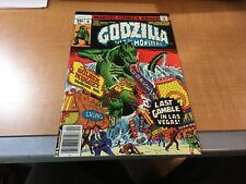 1978 Godzilla King of the Monsters Marvel Comic Book #9 FG