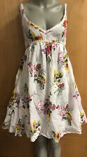 Women's Derek Heart Summer Dress Size M With Straps Floral New With Tag