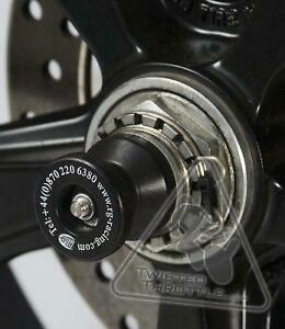 R&G Rear Axle Sliders For Various Ducati Motorcycles