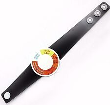 UV METER WRISTBAND SOLAR SUN INDICATOR SENSOR DETECTOR PROTECTION HOLIDAY SAFETY