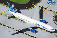 United Boeing 777-200 N210UA Gemini Jets GJUAL1939 Scale 1:400 PRE-ORDER
