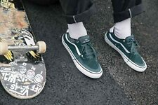 Vans TNT Advanced Prototype SKATE SHOES size 10 Darkest Spruce