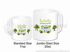 Personalised Gift Ice Cream Van Jumbo Mug Cone Scoop Driver Vendor Present #5