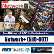 CompTIA Network+ (N10-007) Exam 20 Hours Video Training Course  DOWNLOAD