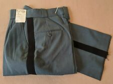 NWT Horace Small Womens Navy-Stripe Uniform Pants 8R 28W36L X13449L 4925 WPL7230
