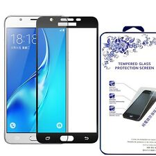 For Samsung Galaxy J3 Luna Pro Full Cover HD Tempered Glass Screen Protector