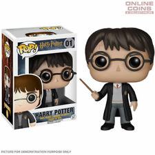 Harry Potter Pop Vinyl TV, Movie & Video Game Action Figures