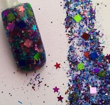 glitter Mix Acrylic Gel Nail Art   limited Edition 16 Made FEELIN SQUARE