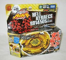 TAKARA TOMY BD145DS Hell Kerbecs / Hades Beyblade BB99 metal-- NEW