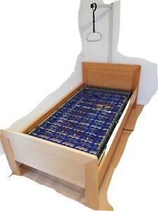 Lattoflex Pflegebett elektrisch mit Aufstehhilfe