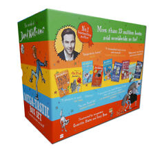 David Walliams 9 Books Collection Box Set Pack Awful Auntie Midnight Gang NEW