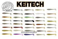 KEITECH 3.8 FAT Swing Impact Swimbait Paddle Tail 3.8 inch 6pk JDM - Pick