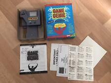 Très Rare Game Genie En Boite FRA Pour Console De Jeu Nintendo Gameboy PAL EUR