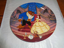 """1993 Disney - """" A Blossoming Romance"""" - 2nd Plate in Beauty & Beast"""
