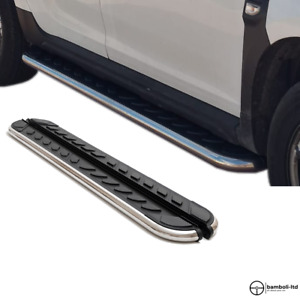 Running Board Side Step Nerf Bar for Toyota Hilux 2015 - Up