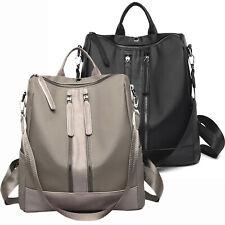 Women Anti-Theft Waterproof School Bookbag Shoulder Bag Backpack Rucksack Travel