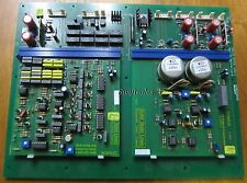 SSL Solid State Logic CF82E33 & CF82E34 Talkbalk / Oscillator Cards + Mothercard