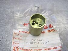 KAWASAKI NOS THROTTLE SLIDE S1 KH250 G3 G4 G5  16025-023 / 16025-054