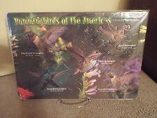 Hummingbirds of the America's Puzzle