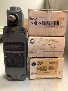 Allen Bradley 802-AT, Ser.1 Oil Tight Limit Switch (Only 1 left)