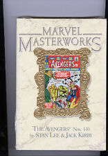 "Marvel Masterworks ""The Avengers"" No. 1-10 # 4 Stan Lee & Jack Kirby Sealed Up"