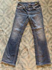Women's Silver Jeans Light Wash Suki Bootcut Size 28/32