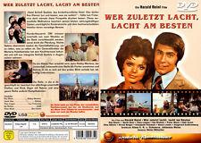 Wer zuletzt lacht, lacht am besten - mit Roy Black, Uschi Glas, Theo Lingen, DVD