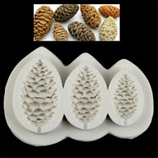 Pine cones Silicone Mold Fondant Mold Cake Decorating Tools Chocolate MouldYXAU