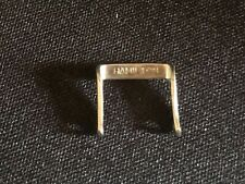 Vintage Hamilton Wrist Watch Band End Buckle/Clasp