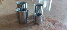 Craftsman Drive Sockets SAE METRIC 6pt 12pt Shallow Deep Tools - USA MADE  - G -