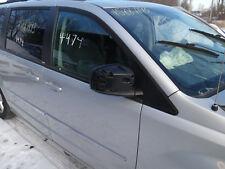 2010 Dodge Caravan FRONT DOOR Right (PASSENGER) SILVER PS2