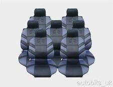 Set Completo 7x Gris cubiertas de asiento Amortiguador Para 7 asientos Seat Alhambra