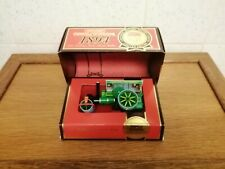 Y21Matchbox 1894 Aveling Porter Steam Roller Limited Edition 1:60th Scale