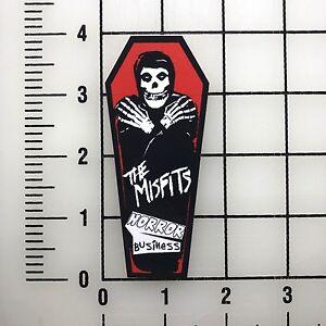 """Misfits Horror 4"""" Tall Vinyl Decal Sticker BOGO"""