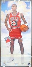 Michael Jordan 1988 Chicagoland Chevy Dealers Poster Chicago Bulls