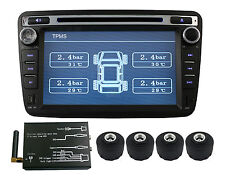 SALE Best Tyre Pressure Monitoring 4 wheel System (TPMS) 57% OFF RRP
